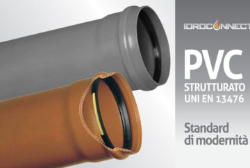 PVC Strutturato UNI EN 13476